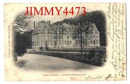 CPA - Vallée De L'Andelle En 1903 - Château De Radepont ( Arr. Les Andelys 27 Eure ) Ed. A. Berranger Fleury Sur Andelle - France