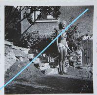 Photox10 ILE DU LEVANT Région Le Lavandou Cabasson 1939 Pêche Au Harpon Poste Bikini Naturisme - Lieux