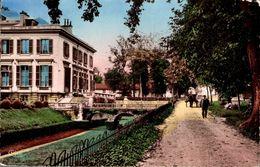 Brevannes Hospice Le Chateau Et Les Douves       CPM Ou CPSM - France