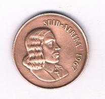 2 CENTS 1967 ZUID AFRICA /5401/ - Sudáfrica