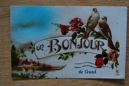 3047/ Un Bonjour De GAND - Gruss Aus.../ Grüsse Aus...