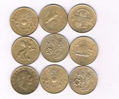 100 LIRE 9X ITALIE /5405/ - 100 Lire