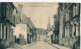 79 - Saint Maixent : Rue Principale - Saint Maixent L'Ecole