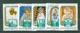 Hongrie    3325/3329   * *   TB - Nuovi