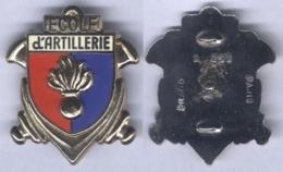 Insigne De L'Ecole D'Artillerie - Esercito
