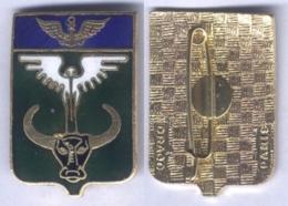 Insigne De L'Escadrille 9 S - Marine