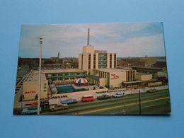 THE VOYAGER INN Peoria Hamilton Blvd 504 ( Clay Scott) Anno 1967 ( Zie / See Photo Details ) ! - Peoria