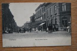 3052/CHARLEROI - Rue Du Grand Central Nels Série 5 N° 30 5écrite Vers GENT) - Charleroi