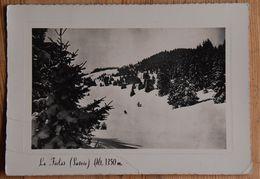 73 : La Féclaz - Piste De Gornaz - Sports D'hiver - Ski - CPSM Format CPM - Quelques Plis - (n°18039) - Espagne