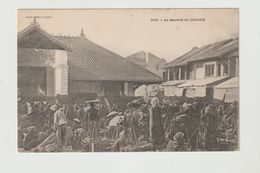 VIETNAM  CPA / MARCHE DE CHOLON - Vietnam