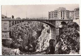 Algérie - Constantine - Les Gorges De Rhumel Au Pont D'El Kantara  - Achat Immédiat - Constantine