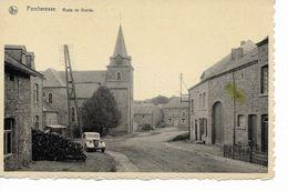 PORCHERESSE   Route De Graide.  Carte  Photo. - Havelange