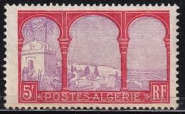 Algérie YT 56a  Rade D'Alger  5ème Arbre (case 69) 2ème Tirage. Neuf - Nuovi