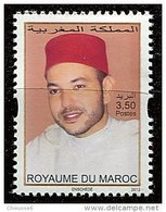 Maroc **  N° 1637A (Enschedé) - Série Courante. Roi Mohammed VI - Morocco (1956-...)