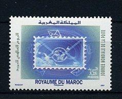 Maroc ** N°1463 - Journée Mondiale De La Poste - Morocco (1956-...)