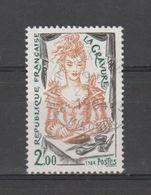 """FRANCE / 1984 / Y&T N° 2315 : """"Métiers D'art"""" (Gravure) - Oblitéré 1984 07. SUPERBE ! - France"""