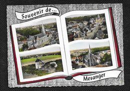 Souvenir De .. Mésanger - Arrondissement De Châteaubriant Ancenis CPSM Loire Atlantique - Châteaubriant
