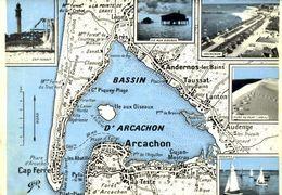 33 Bassin D'Arcachon  / M 04 - Arcachon
