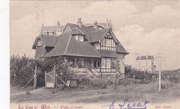 De Haan, Coq Sur Mer, Villas, 2 Scans - De Haan