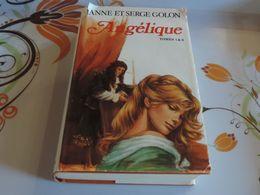 Angélique De ANNE Golon Le Roy, L'indomptable,Tentation, Versailles, Marquise Des Anges, Son Amour, Se Révolte, Québec - Románticas