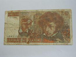 10 Francs Francs - BERLIOZ - 1-7-1976  **** EN ACHAT IMMEDIAT ****  Alphabet W.291 - 1962-1997 ''Francs''
