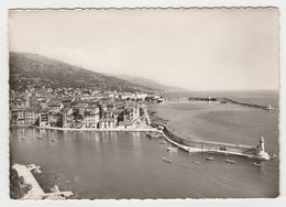 Haute Corse Bastia N°87 Les Deux Ports Phare Pêcheurs Bateaux Cargo VOIR DOS - Bastia