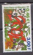 SAINT PIERRE ET MIQUELON              N° YVERT  737   NEUF SANS CHARNIERES     ( Nsch 02/ 30 ) - Unused Stamps