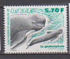 SAINT PIERRE ET MIQUELON              N° YVERT  739  NEUF SANS CHARNIERES     ( Nsch 02/ 30 ) - Unused Stamps