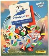 Figurina Panini WM France 98 - Lotto 67 Figurine - Panini