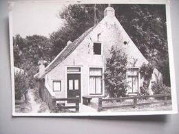 Nederland Holland Pays Bas Schiermonnikoog Met Oud Huisje - Schiermonnikoog