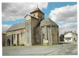 CP Limalonges - Eglise Romane Restaurée - France