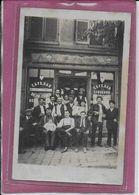 94.- IVRY-SUR-SEINE  - PRADAL RESTAURANT CAFE BAR  - 24 Rue Nationale ( Carte Photo ) - Ivry Sur Seine