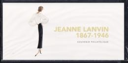 France 2017 - Bloc Souvenir YT BS 138 : Jeanne Lanvin. - Bloques Souvenir