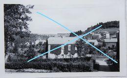 Photo SPONTIN Région Dorinne Crupet Braibant Durnal Panorama Vers L'aval Vieille Maison 1936 - Lieux