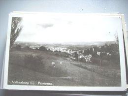 Nederland Holland Pays Bas Valkenburg Met Panorama 1952 - Valkenburg