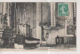 CPA-43-Haute Loire- La CHAISE-DIEU- Maître-Autel Remarquable Par Sa Croix Monumentale Et Se Chandeliers En Bronze- - La Chaise Dieu