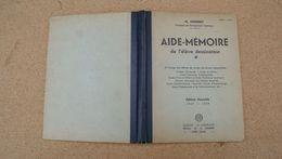 Aide Mémoire De L'élève Dessinateur - Livres, BD, Revues