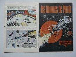 "LES HOMMES DE PLOMB - Une Aventure Du Commando ""I"" - Livres, BD, Revues"