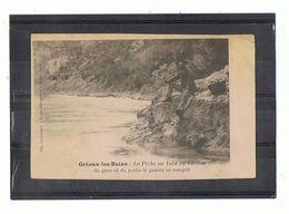 04 - GREOUX Les BAINS - La Pêche Au Bord Du Verdon - 614 - Gréoux-les-Bains