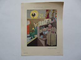 LES APHORISMES MEDICAUX - GLOTTYL - Vieux Papiers