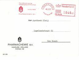Pharmachemie BV Haarlem 1977 - Tendienste Van De Toegepaste Wetenschap - Apotheek