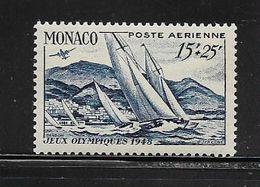 MONACO ( MCPA - 97 )  1948  N° YVERT ET TELLIER  N° 35   N** - Airmail