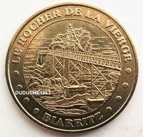 Monnaie De Paris 64.Biarritz - Rocher De La Vierge 2003 - Monnaie De Paris