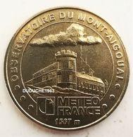 Monnaie De Paris 30. Valleraugue - Observatoire Mont Aigoual Météo France 2003 - Monnaie De Paris