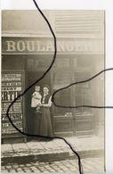 Carte Photo . CPA. Devanture Magasin Commerce Boulangerie GAUTIER . Casino KURSAAL - Fotografía