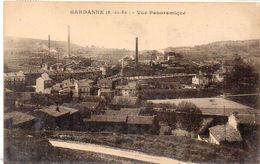 GARDANNE - Vue Panoramique - CPA Taxée (1431 ASO) - France