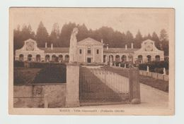 MASER:  VILLA  GIACOMELLI  ( PALLADIO )  -  FOTO  LION  -  FP - Treviso