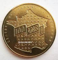 Monnaie De Paris 75.Paris - Centre Des Monuments Nationaux - 100 Ans 2014 - Monnaie De Paris
