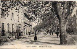 GARDANNE - Boulevard De Forbin (1433 ASO) - France