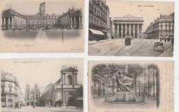 20 / 7 / 94   DIJON ( 24  )  LOT. DE. 20. CPA - Toutes Scanées - Cartes Postales